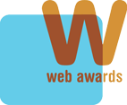 Web Awards Trophy